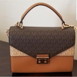 Michael Kors Sloan satchel